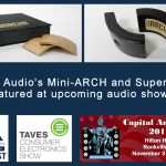Gingko Audio ARCH at Fall 2017 Audio Shows