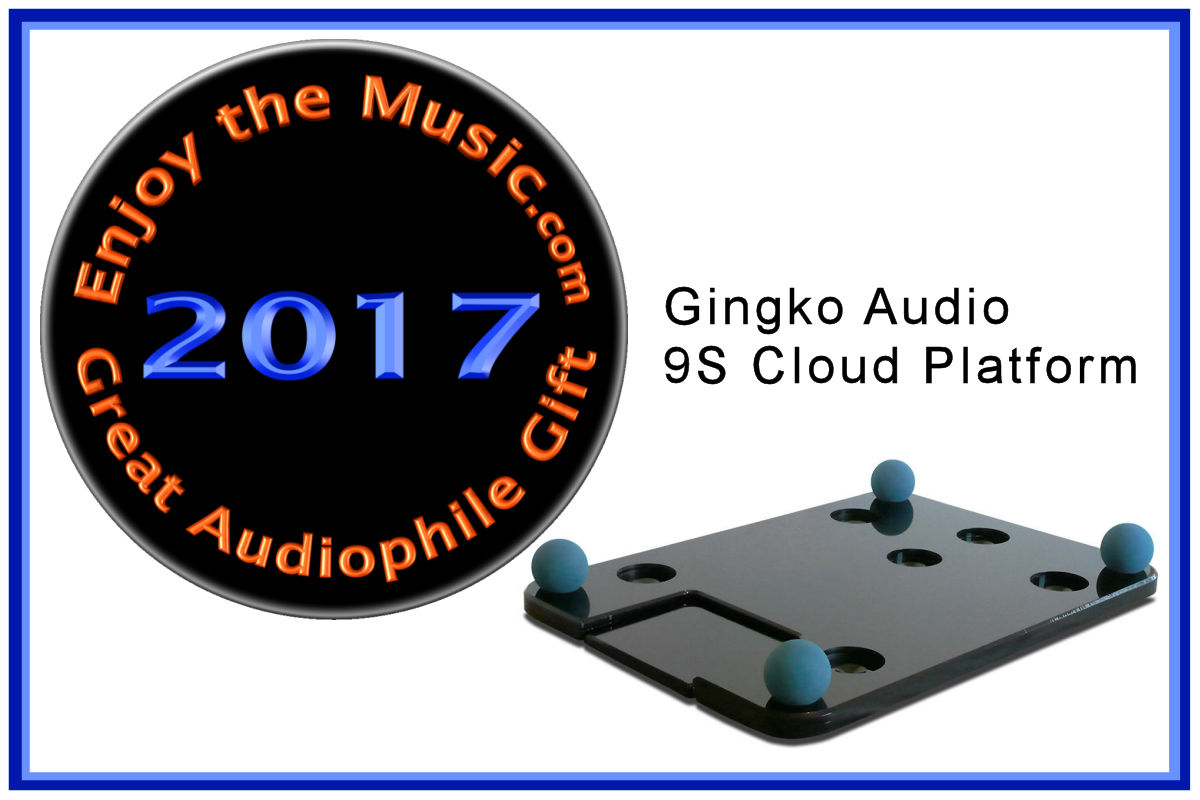 ETM selects 9S cloud platform as 2017 Great Audiophile Gift