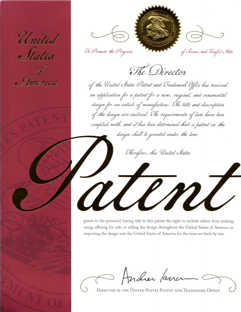 Patent for ARCH Design