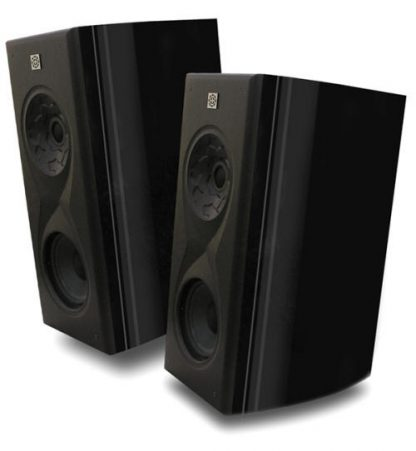 ClaraVu 7 speakers with custom front