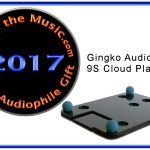 Cloud 9S Selected by Enjoy The Music as Great Audiophile Gift