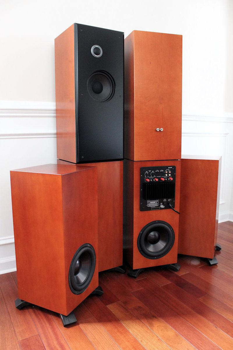 Sextet Speaker System - All Modules